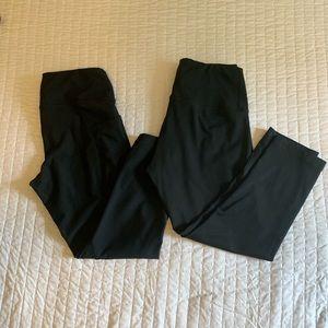 Bundle of 2 90 degree workout pants